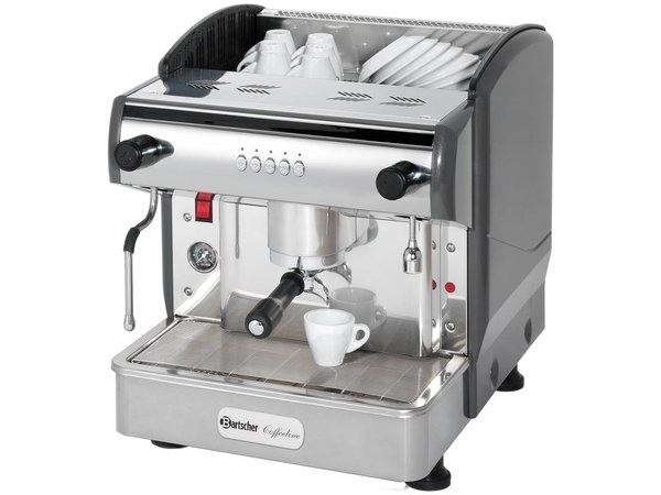 Bartscher Bartscher Coffee Line G1 | Mit Dampfrohr | 2,85kW | 475x580x (H) 523mm
