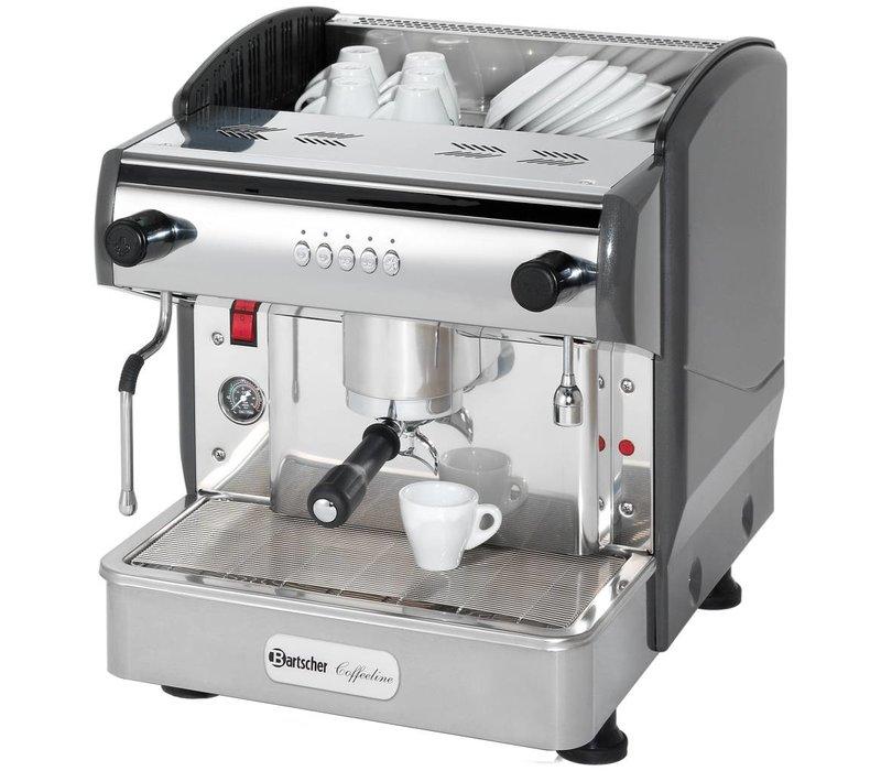 Bartscher Bartscher Coffee Line G1 | With Steam pipe | 2,85kW | 475x580x (H) 523mm