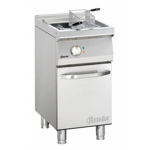 Bartscher fryer | electric | 15 Liter | 400V | 15 kW | With Mount | 400x700x (h) 850-900mm