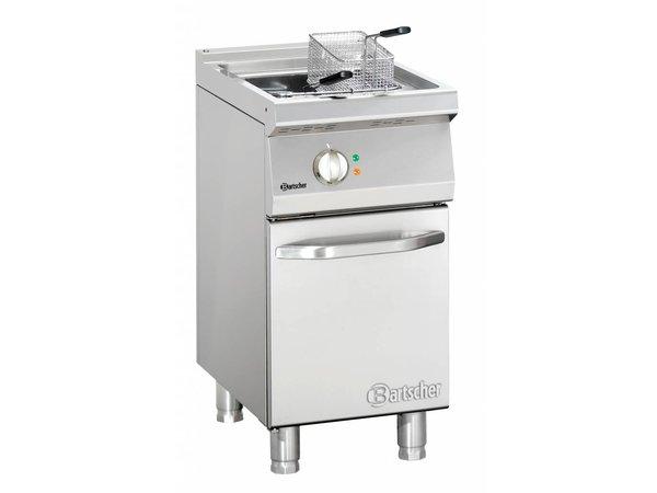 Bartscher fryer | electric | 15 Liter | 400V | 15 kW | With Mount | 400x700x (h) 850-900mm