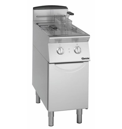 Bartscher fryer | electric | 2 x 8 liters | 400V | 14kW | With Mount | 400x700x (H) 850mm