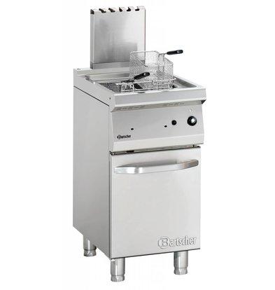 Bartscher Fritteuse | Gas | Serie 700 | 15 Ltr | 15 kW | 1 Innen | 40x70 (h) 85 / 90cm