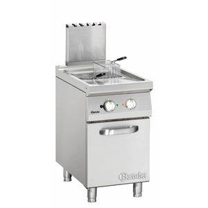 Bartscher fryer | gas | Series 900 | 20 Liter | 18kW | 1 Inner | 45x90x (h) 85 / 90cm