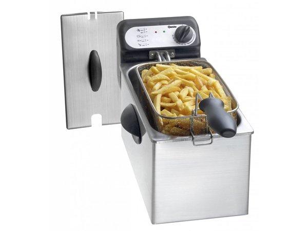 Bartscher Fryer Basic | 3 Liter | 2kW | 220x400x (H) 240mm