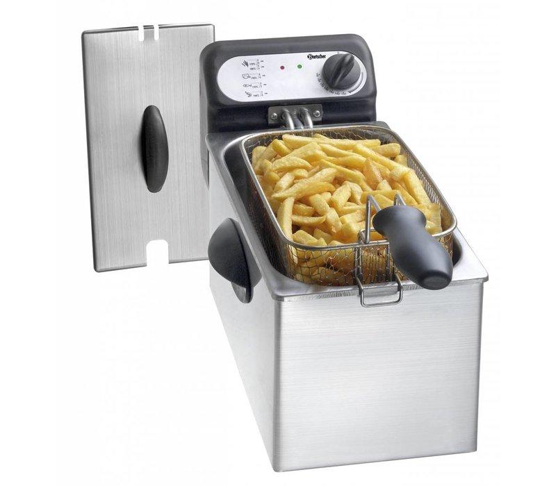 Bartscher Friteuse Basic   3 liter   2kW   220x400x(H)240mm