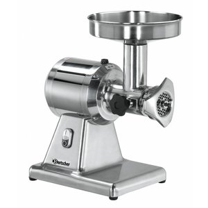 Bartscher Mincer - 160kg / h - 29x46x (h) 50 - 750W