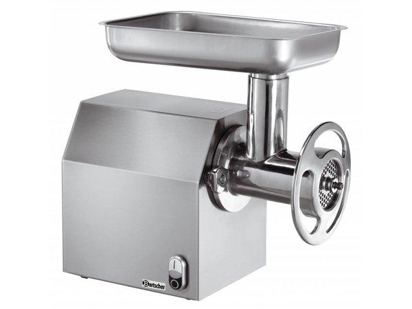 Bartscher XXL Mincer - 300 kg / h - 25,5x45x (h) 45 - 1100W