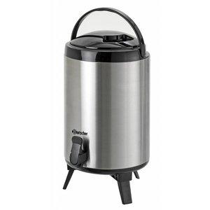 Bartscher Hot Water Dispenser | Plus-Hahn | Ø 226mm | 9 Liter