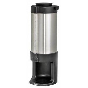 Bartscher Doppel-Heißwasserspender   SS   Füllstandsanzeige   3 Liter