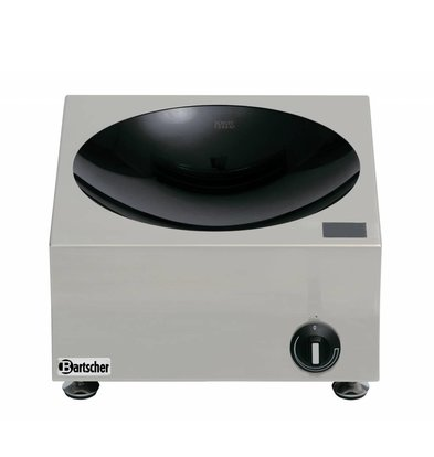 Bartscher Inductie wok - 33x38x(h)18 - 3000W/230V