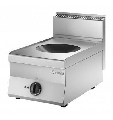 Bartscher Inductie wok - 40x65x(h)29,5 - 5000W/380-400V