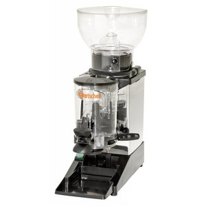 Bartscher Edelstahl Kaffeemühle Modell Tauro | 275W | 165x390x (H) 510 mm