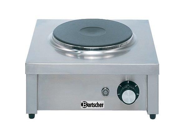 Bartscher Kocher | 1 Kochfeld | 2 kw | 350x350x (H) 150 mm