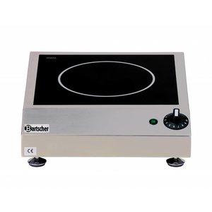 Bartscher Ceramic Electric Cooker | 2.3 kw | 340x420x (H) 100mm