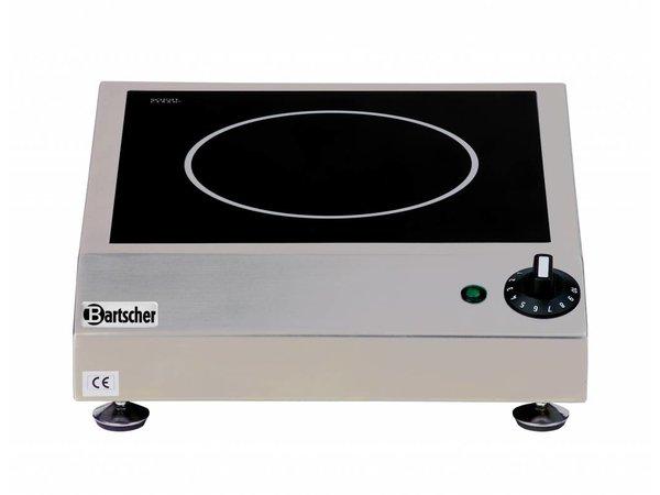 Bartscher Keramisch Elektrisch Kooktoestel | 2,3 kw | 340x420x(H)100mm