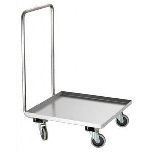 Bartscher Afwaskorven transportwagen