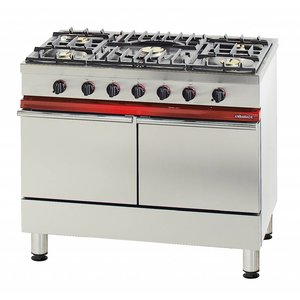 Bartscher Stovetop Pits 5 + 2 electrical in nature Ovens + Grill | 230V | 1000x650x (H) 900mm