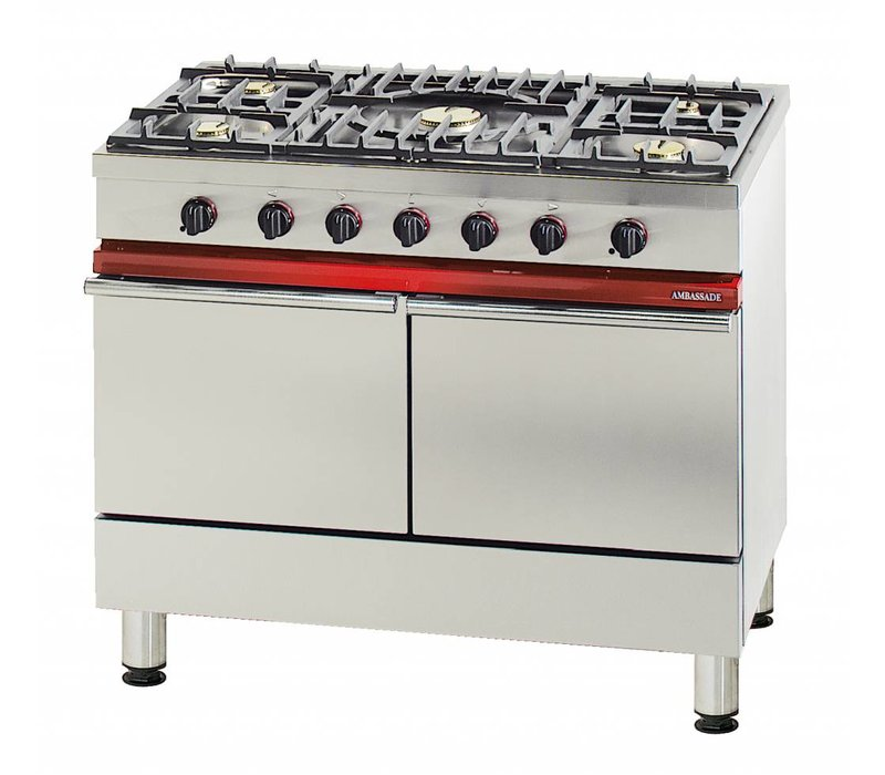 Bartscher Stovetop Pits 5 + 2 electrical in nature Ovens + Grill   230V   1000x650x (H) 900mm