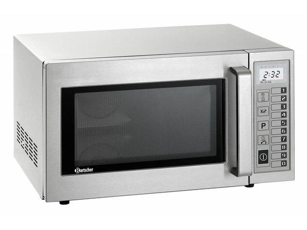 Bartscher Magnetron oven DIGITAAL - 25 liter - 1000 Watt