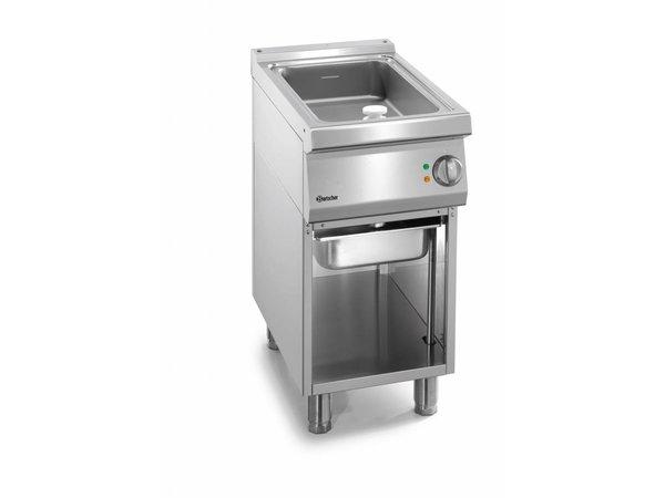 Bartscher Electric Multi Roasting pan Series 700-12 Liter - 1/1 GN - 400x700x (H) 850-900mm