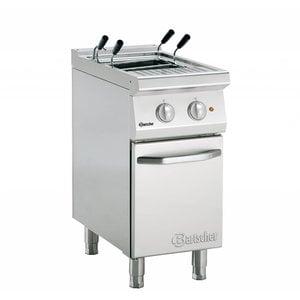 Bartscher Electric Pasta Cooker Series 700 | 400V | 7kW | 400x700x (H) 850-900mm