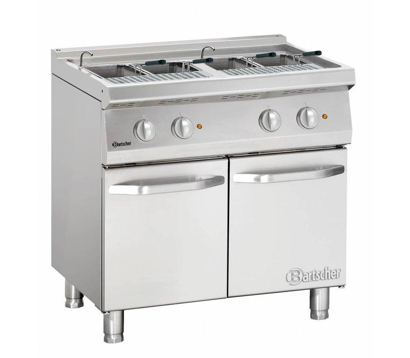 Bartscher Electric Pasta Cooker Series 700   400V   14kW   24 Liter   800x700x (H) 850-900mm
