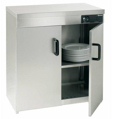 Bartscher Tellerwärmer Stahlplatten 110-120 - 1,2 kW - 75x51x (h) 85.5cm