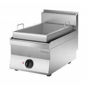 Bartscher Schaschlik casserole - Electrical - 12.5 Liter - 400x650x (H) 295mm
