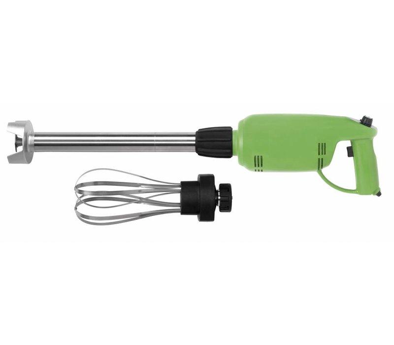 Bartscher Spiralmischer mit Mischstab und Schneebesen | Blender Stablänge 500 mm | 400W
