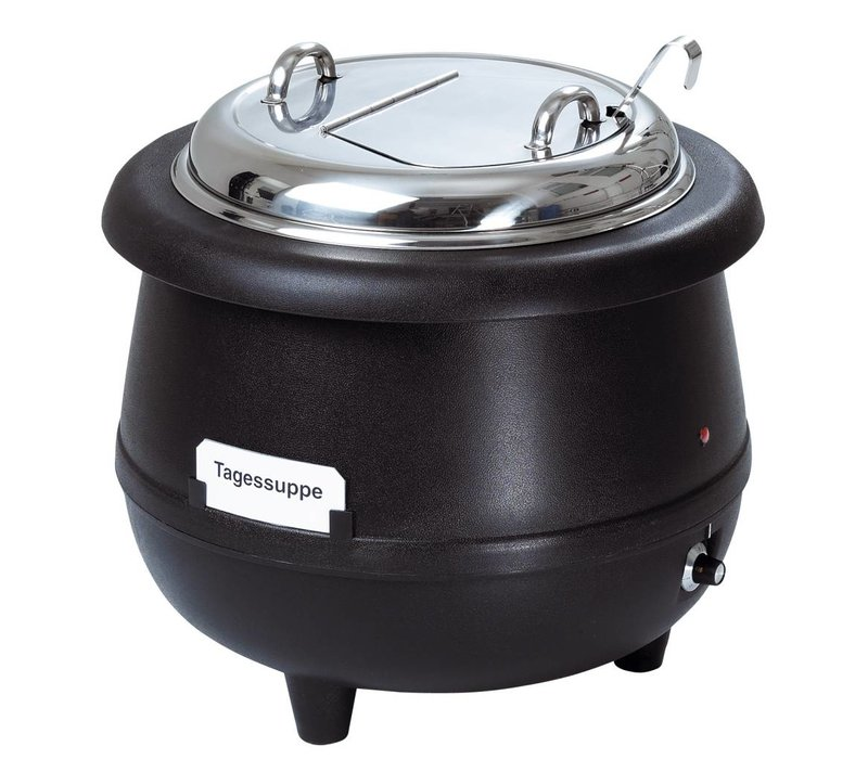 Bartscher Elektrische Suppentopf - 10 Liter