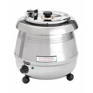 Bartscher Stockpot Electric - 9 Liter