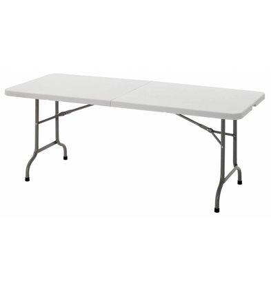 Bartscher Tafel Volledig Inklapbaar - Max 150 kg - 74(h)x183(b)cm - DELUXE!