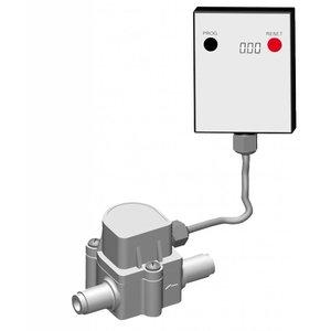 Bartscher Wasserzähler   Ideal für die Verwendung mit einem Wasserfilter / Weichmacher