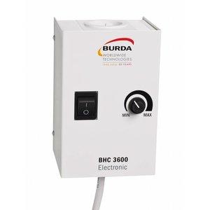 Bartscher Leistungssteuerung BHC 3600E - 3,6 kW / 230 V 50 Hz - 110x117x (H) 170 mm