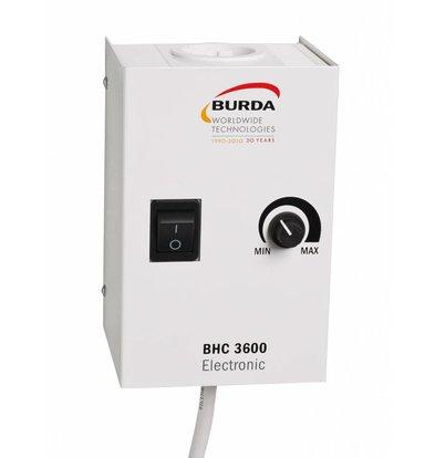 Bartscher Vermogensregelaar BHC 3600E - 3,6 kW / 230 V 50 Hz - 110x117x(H)170mm