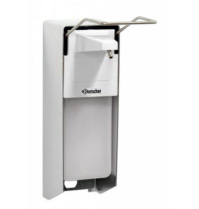 Bartscher Zeepdispenser Universeel - 95x222x(h)330mm - 1000ml