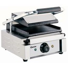 Bartscher Electric contact grill - Ribbed / Smooth - 29x37x (h) 20 - 1800W