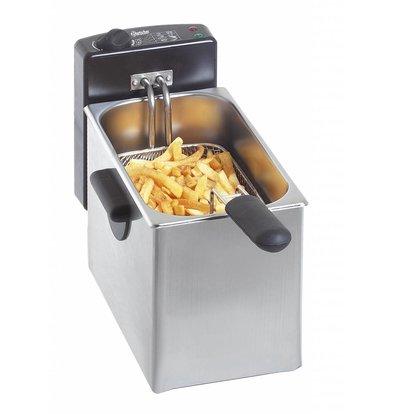 Bartscher Fryer Basic | 4 Liter | 2.2kW | (B) 200x (D) 400x (H) 280mm