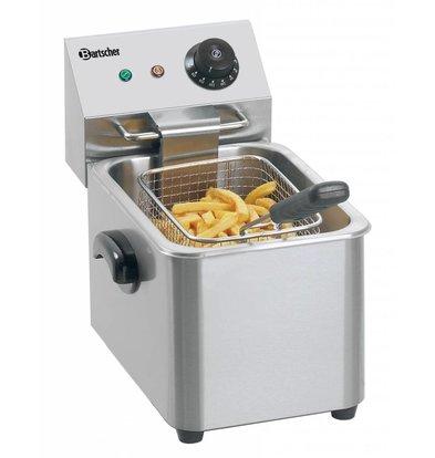 Bartscher Frying Pro Type GF 4SE | 4 Liter | 2kW | 220x400x (H) 315mm