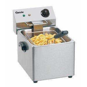 Bartscher Friteuse Pro | 8 Liter | 3,25kW | 265x430x(H)340mm
