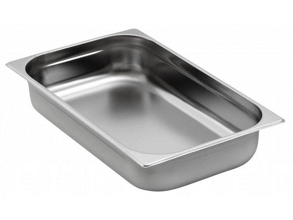 Bartscher Gastronorm-Bake 1/1 - GN, 200 mm CNS 18/10 | 325x530mm