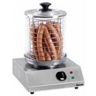 Bartscher Elektrische Hotdog Koker - RVS - Ø 200 mm - 280x280x(H)355mm
