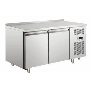 Bartscher Kühltisch, Umluft, B1400, 2T, MA