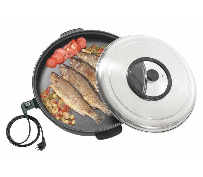 Bartscher Deep frying pan electric multi pan, Ø 55cm