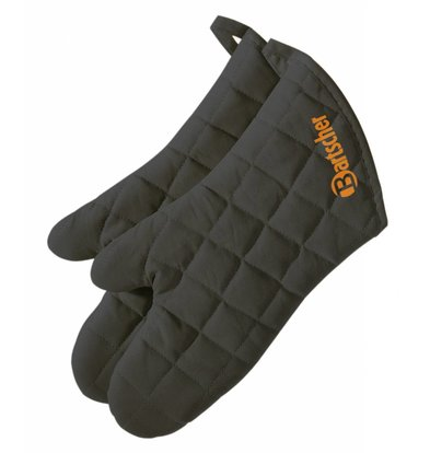 Bartscher 1 pair of ovengloves / safety gloves, length 32 cm