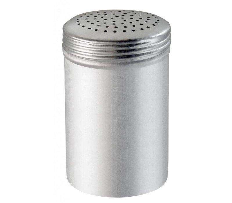 Bartscher Salt spreader with screw lid   Aluminium   6 pieces per box   Ø65x (H) 110mm