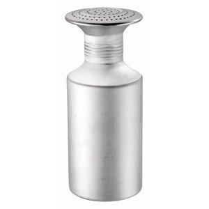 Bartscher Salt Spreaders Aluminium   4 Pieces per Box   Ø80mmx (H) 195mm
