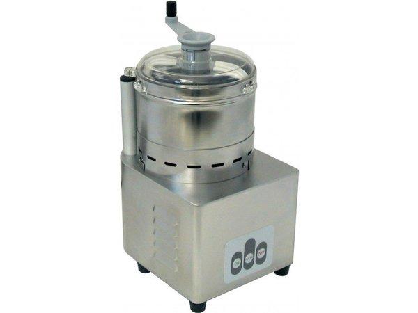 Saro Cutter - 3 Liter - 1400 tpm - Made in Europe