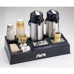 Saro Koffiestation thermoskannen