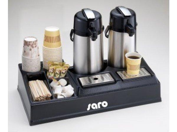 Saro Koffiestation thermoskannen